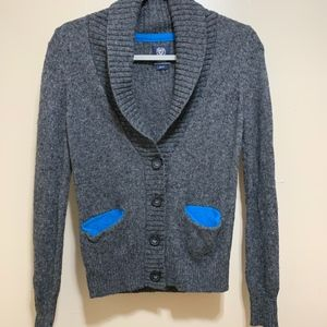 American Eagle Outfitters Sweater Button Cardigan